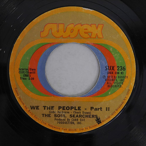 Soul Searchers / We The People