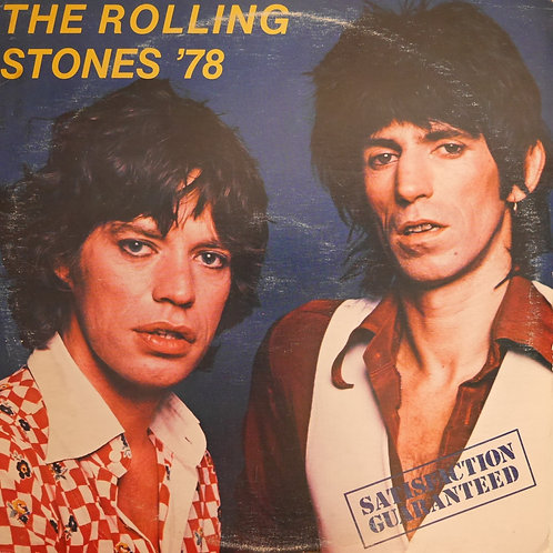 THE ROLLING STONES '78