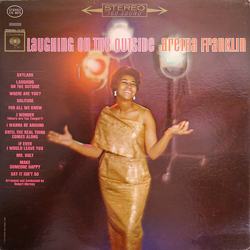 ARETHA FRANKLIN / LAUGHING ON THE OUTSIDE (360STEREO)