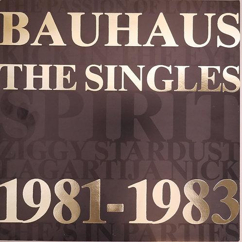 BAUHAUS / SINGLES 1981-1983