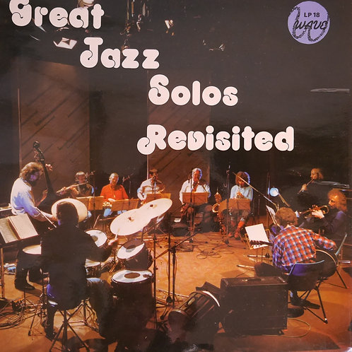 BERNIE CASH / GREAT JAZZ SOLOS REVISITED