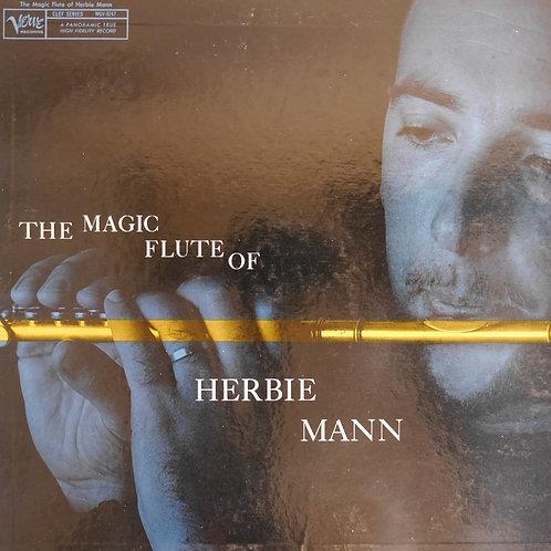 HERBIE MANN / The Magic Flute Of Herbie Mann