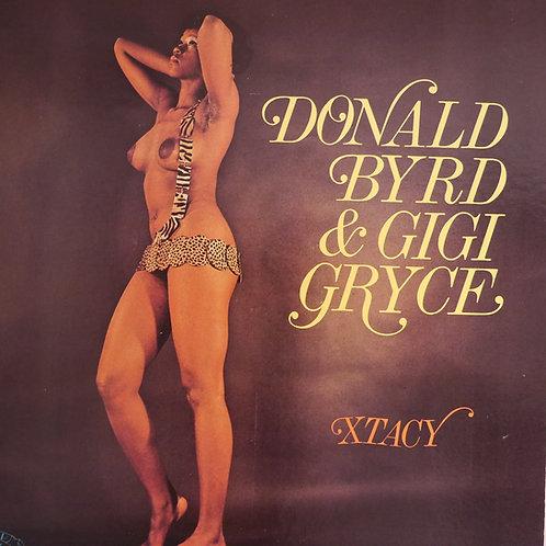 Donald Byrd & Gigi Gryce  / Xtacy