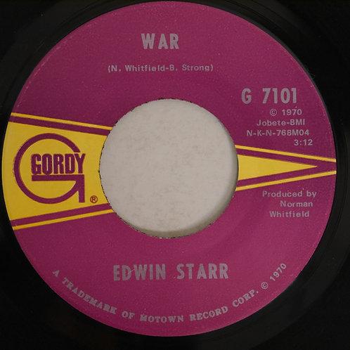 EDWIN STARR / War / He Who Picks A Rose