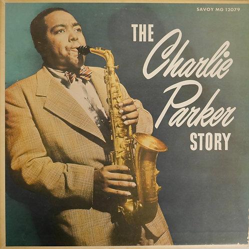 CHARLIE PARKER / The Charlie Parker Story(RVG手彫り刻印)