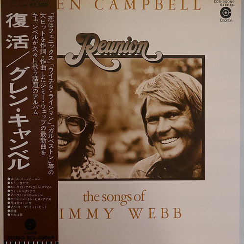 GLEN CAMPBELL / REUNION / 復活