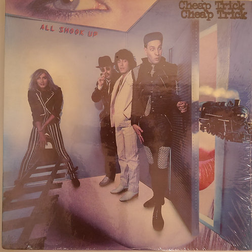 CHEAP TRICK / ALL SHOOK UP