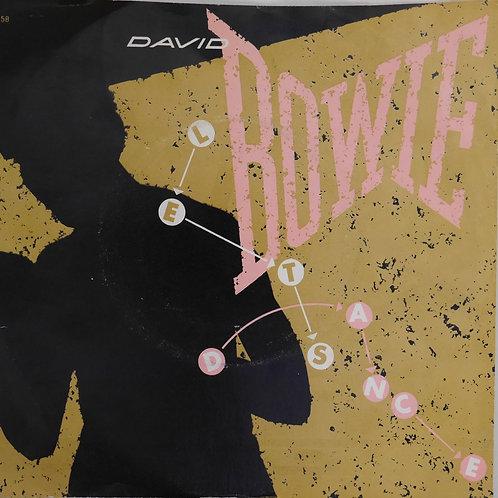 David Bowie / Let's Dance (7 Inch)    スリーブ付き USオリジナル
