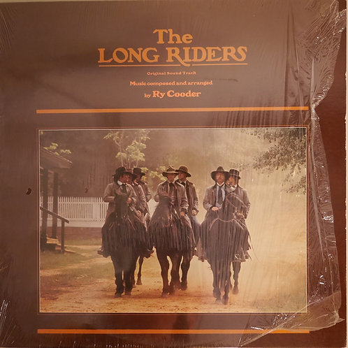 RY COODER / THE LONG RIDERS (サントラ)