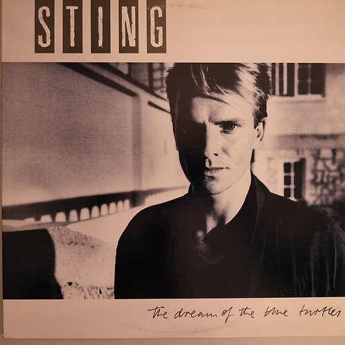 STING / The Dream Of The Blue Turtles