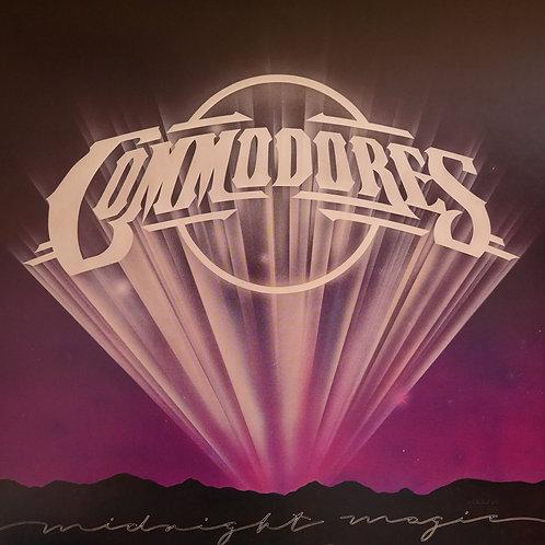 COMMODORES / Midnight Magic    白ラベル