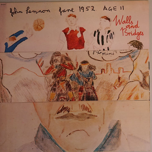 JOHN LENNON / Walls And Bridges