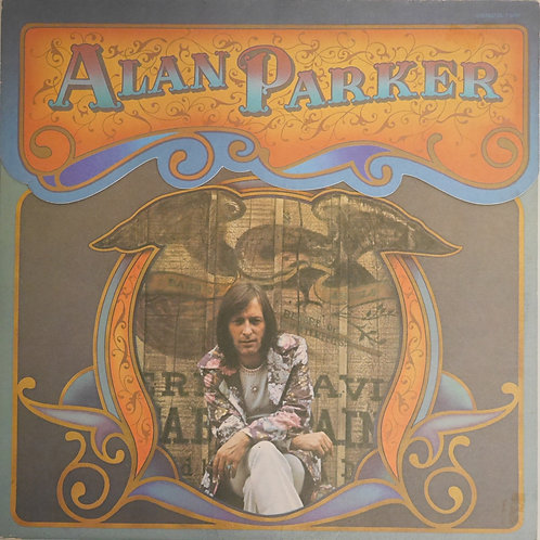 ALAN PARKER / BAND OF ANGELS(US SAMPLE盤)