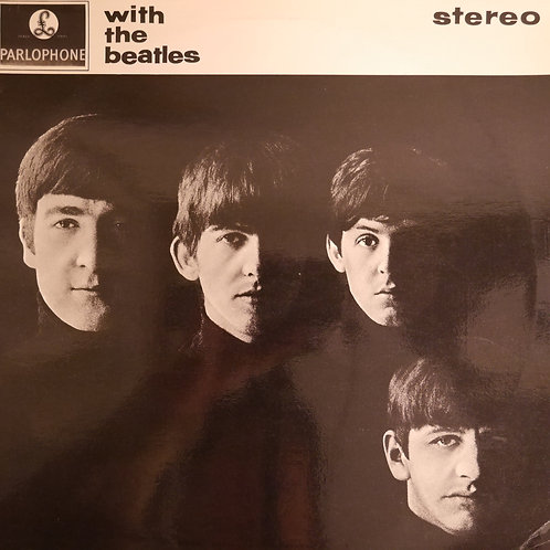 THE BEATLES / WITH THE BEATLES (UK PARLOPHONE 2 x EMI Logo )