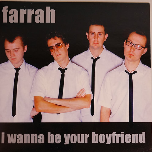 FARRAH /I WANNA BE YOUR BOYFRIEND