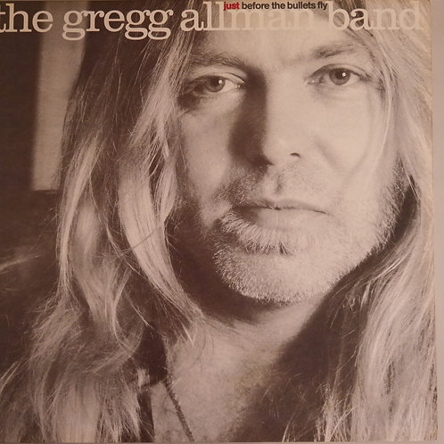 GREGG ALLMAN / Just Before The Bullets Fly(プロモ)