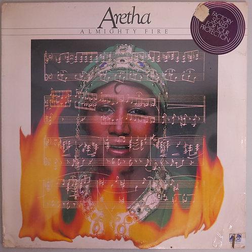 ARETHA FRANKLIN / Almighty Fire(未開封)