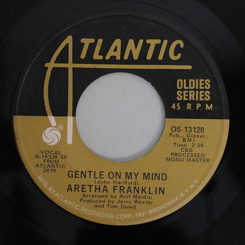 ARETHA FRANKLIN / All The King's Horse