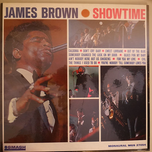 JAMES BROWN / SHOWTIME