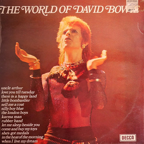 DAVID BOWIE / The World Of David Bowie