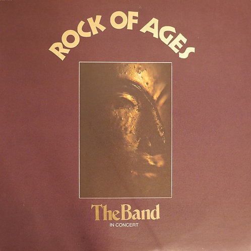 THE BAND /  ROCK OF AGES  (オレンジ/JAKSON VILLE プレス)