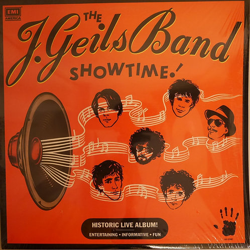 The J. Geils Band / Showtime!