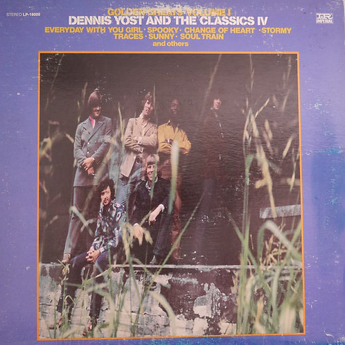 Dennis Yost & Classics IV /Golden Greats Volume 1