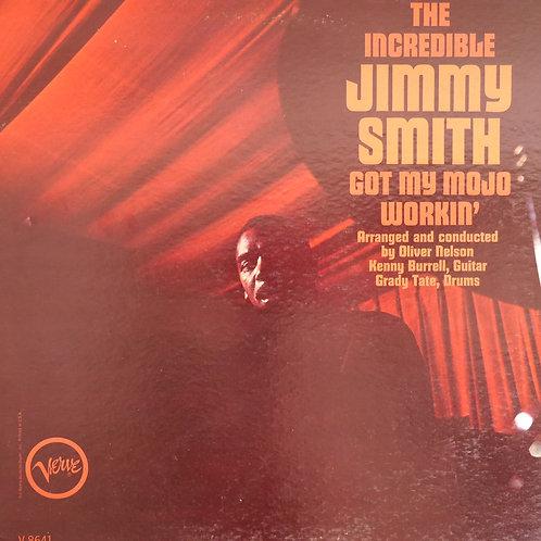 JIMMY SMITH / Got My Mojo Workin