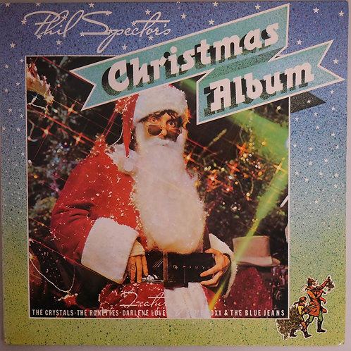 VA,The Ronettes,The Crystals / PHIL SPECTOR'S CHRISTMAS ALBUM