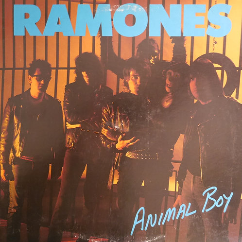 RAMONES / ANIMAL BOY