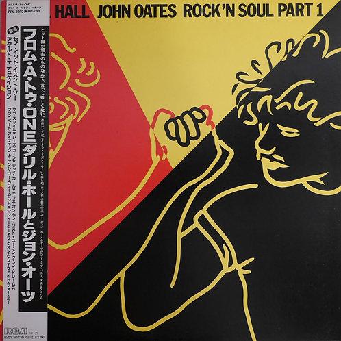 Daryl Hall & John Oates / フロム・A・トゥ・ワン