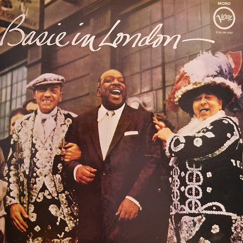 COUNT BASIE AND HIS ORCHESTRA / BASIE IN LONDON