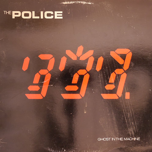 THE POLICE / GHOST IN THE MACHINE