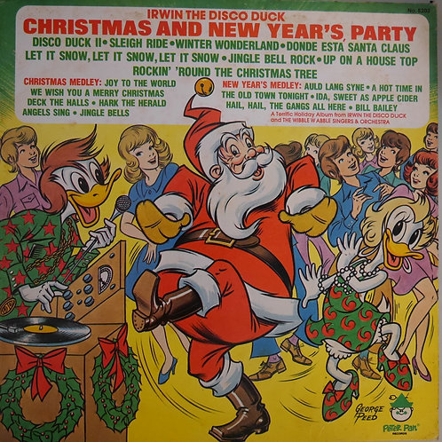Disco Duck / Christmas and New Year's Party
