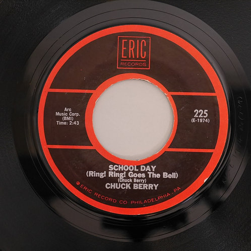 CHUCK BERRY / SCHOOL DAY / MY DING-A -LING  パーティーネタ!