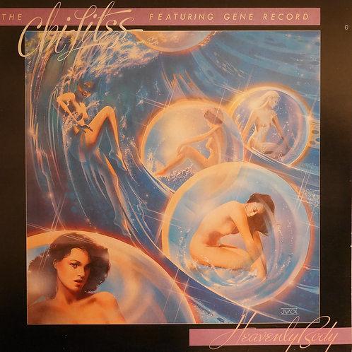 The Chi-Lites Featuring Gene Record / Heavenly Body