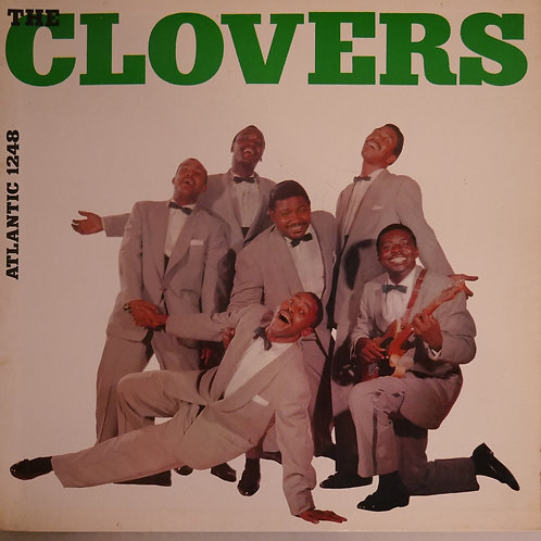CLOVERS / The Clovers (US MONO初期プレス)