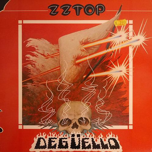 ZZ TOP / deguello