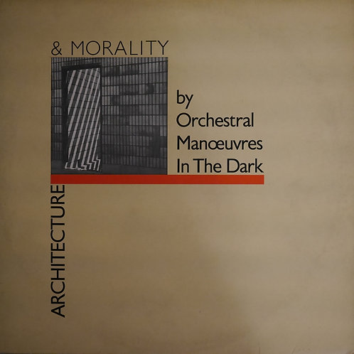 ORCHESTRAL MANOEUVRES IN THE DARK / Architecture & Morality