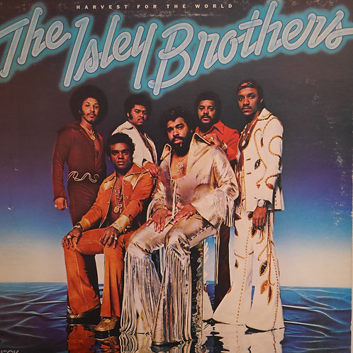 ISLEY BROTHERS / HARVEST OF R THE WORLD