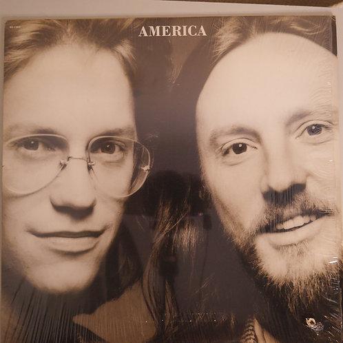 AMERICA(アメリカ)/ SILENT LETTER   USオリジナル・美品