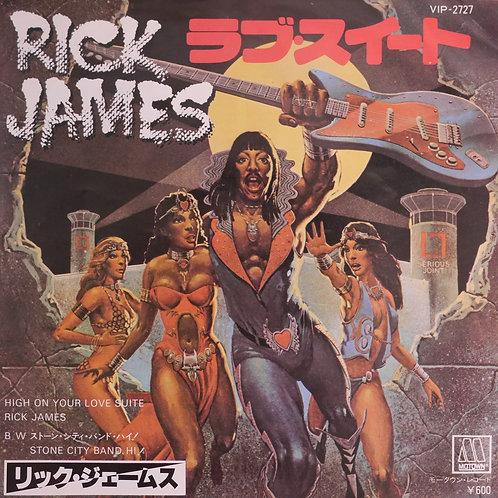 RICK JAMES ラブ・スイート