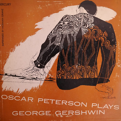 Oscar Peterson Plays George Gershwin (USオリジナル重量盤)