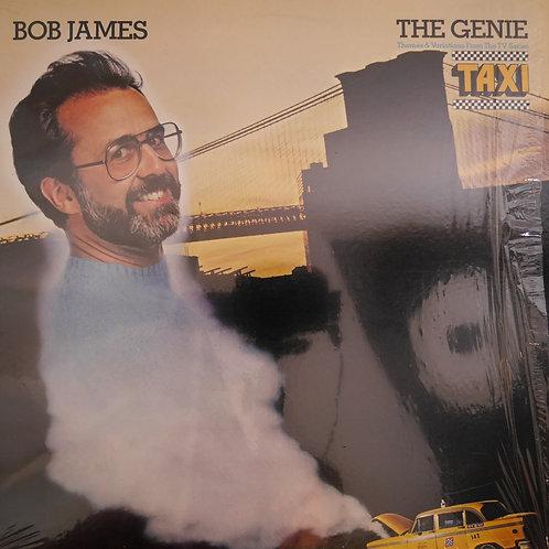 BOB JAMES /THE GENIE  TVシリーズ「TAXI」トラック・ミックス。