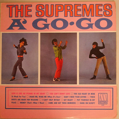 The Supremes A Go Go (2648 W.GRAND BLVDアドレス)