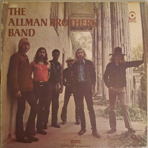 Allman Brothers Band / THE ALLMAN BROTHERS BAND (1ST)