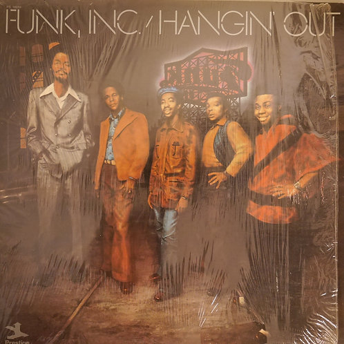 FUNK,INC / HANGIN'OUT