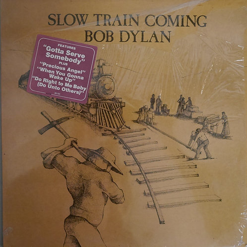 BOB DYLAN / SLOW TRAIN COMING