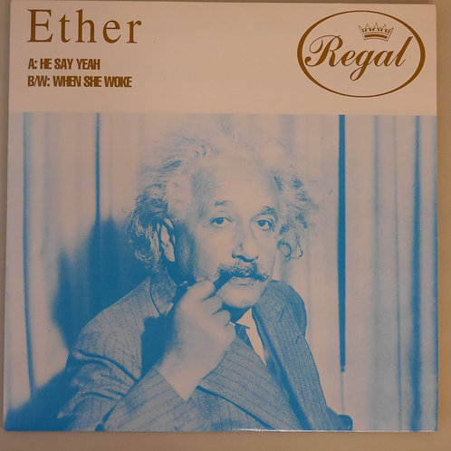 Ether / HE SAY YEAH / WHEN SHE WOKE     UK90'オルタナ・ロック