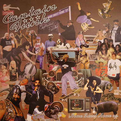 CAPTAIN FUNK / HOME SWEET HOME EP